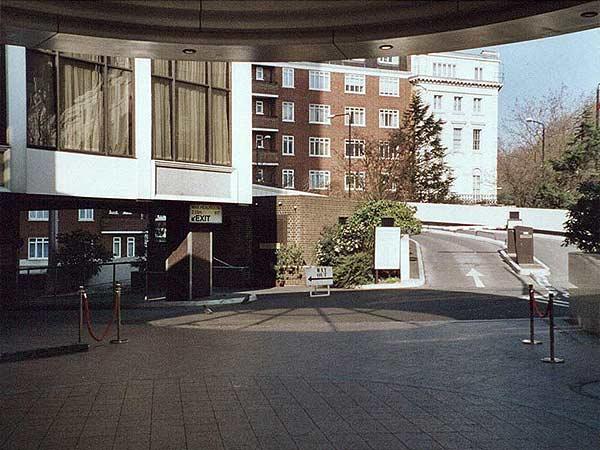 The Lancaster Hotel London